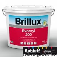 Brillux Evocryl 200 Reinacrylat-Fassadenfarbe