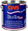 CWS DuoTop Satin 2 Schicht Lack